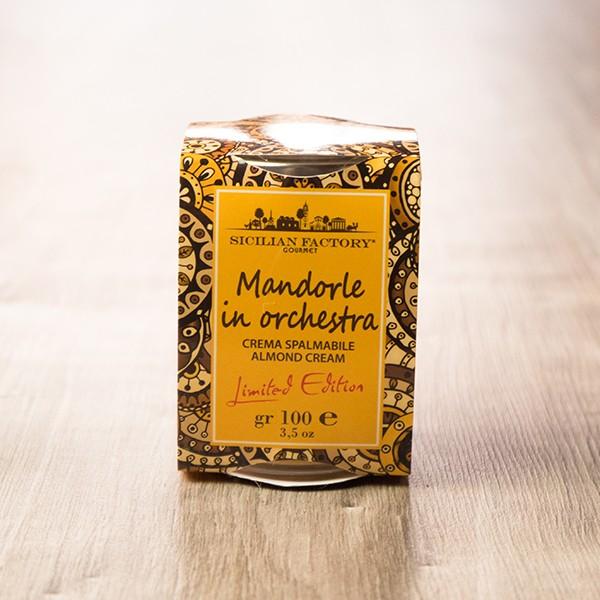 Mandorle in orchestra - Mandelcreme