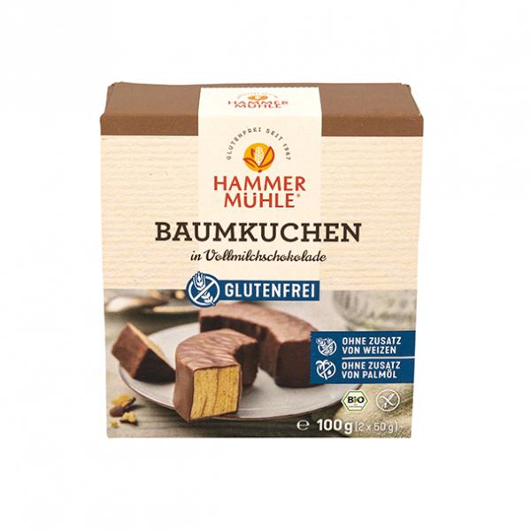 Bio Baumkuchen