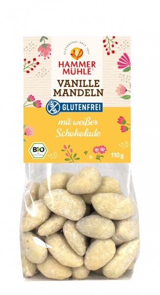 Bio Vanille-Mandeln